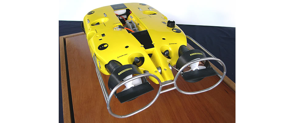 ATSA model - 'Double Eagle' ROV